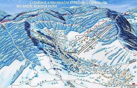 Skiareál Buková hora